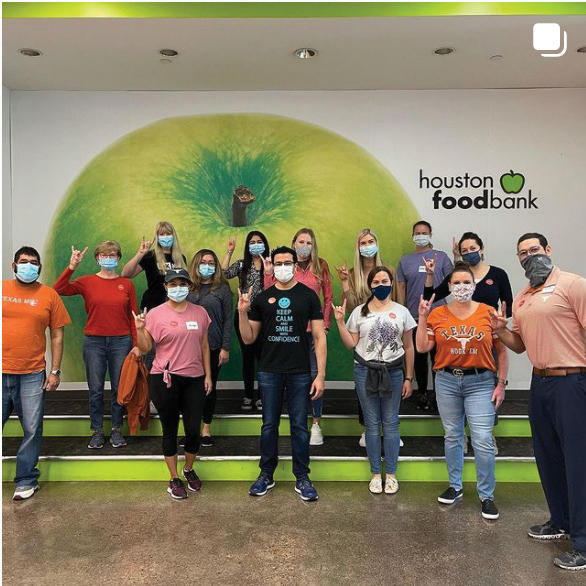"""Featured image for """"Houston Food Bank"""""""